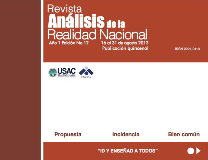 IPN RD 12 portada