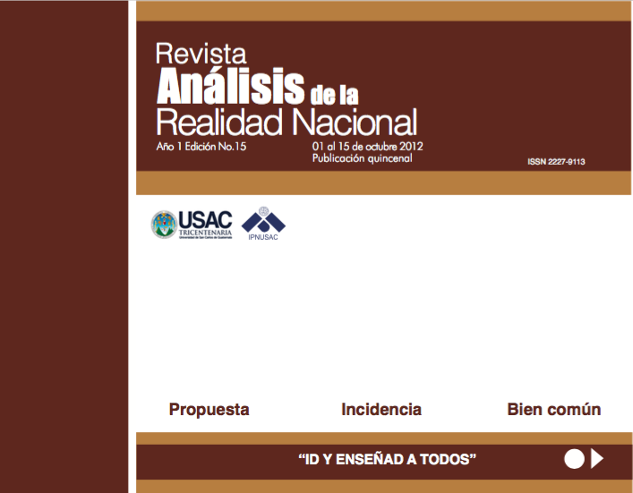 IPN RD 15 portada