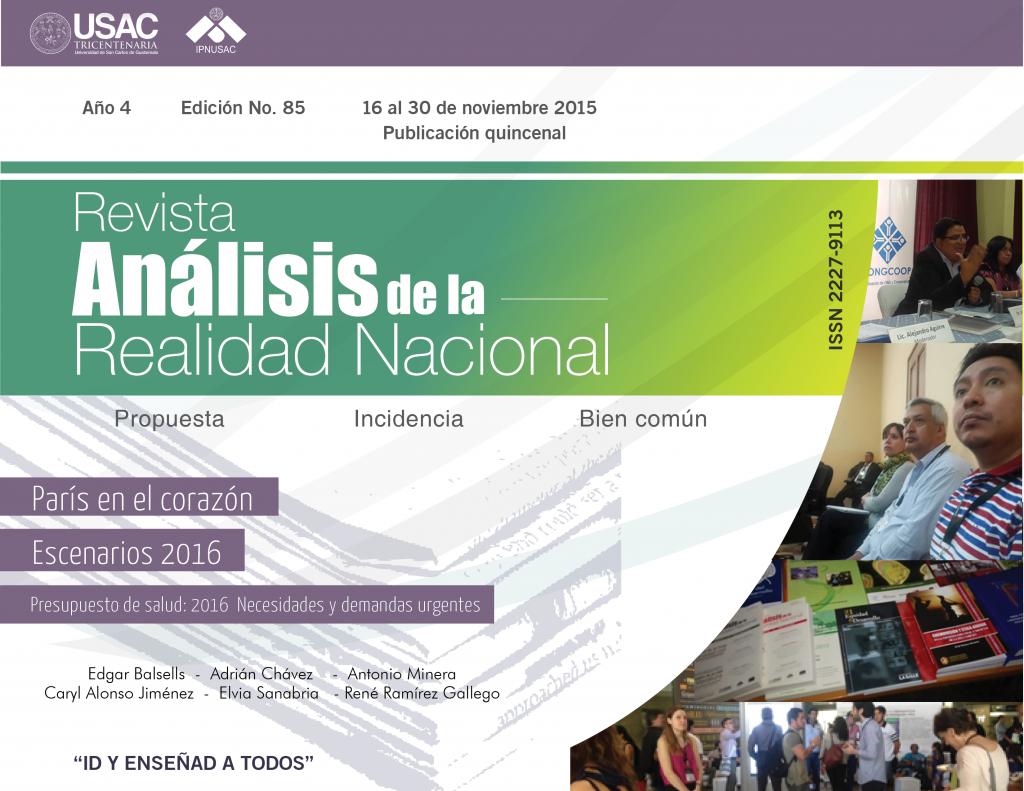 IPN RD 85 portada